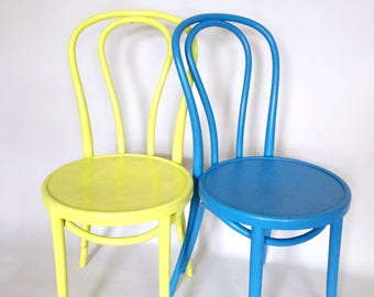 Chair Thonet different colors