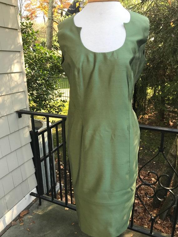 Vintage Miri New York Couture 2pc Dress & Jacket … - image 6