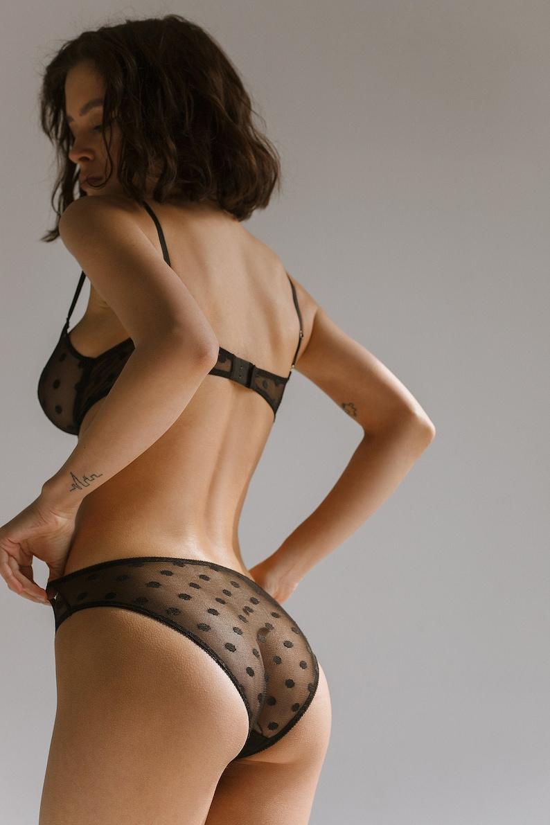 Mature See Through Panties Gif