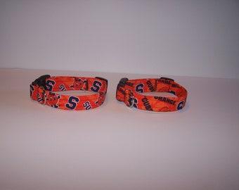 Team Color Large NCAA Syracuse Orange Dog Leash