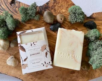 Alpine Flora Bar Soap