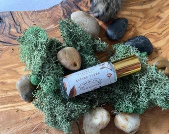 Alpine Flora - Perfume Oil Roller