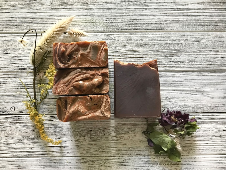 Cocoa Butter Cashmere Vegan Bar Soap image 0