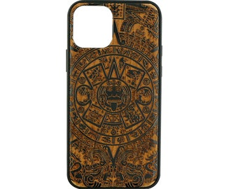 COQUE in BOIS for IPhone Samsung Galaxy wooden protective cover engraved wooden HAND phone case Original gift idea