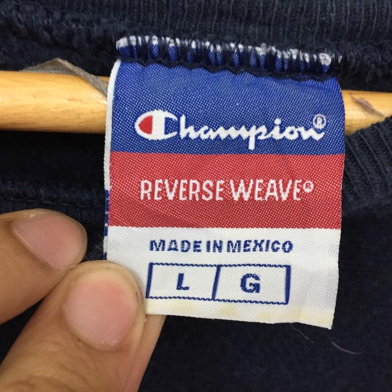 Rare!!Vintage Champion Kellogs School University College Sweatshirt Big logo Pullover Jumper Sweater Hip Hop Swag Street Sport SMHS