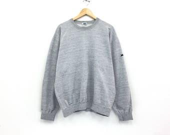 Rare!!Vintage Asics Sweatshirt Sportswear  pullover jumper Sportswear