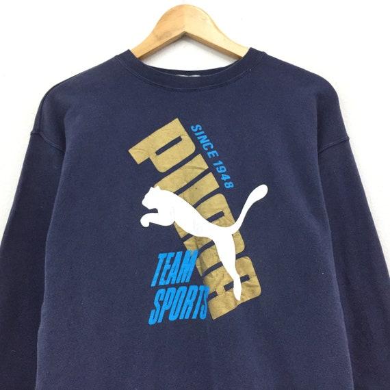 Sportswear Spellout Puma Big Pull Logo Sweat Rare Swag fxR10wpq