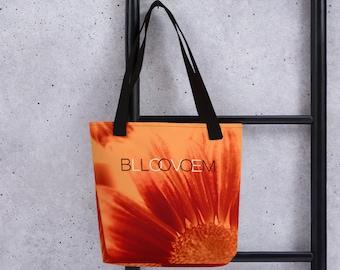 bloom love totes - theWistfulLeaf 3ec0e9b8cd127