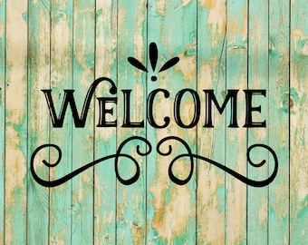 Welcome svg files Home svg House sign svg Front door svg file Home sweet SVG welcome cut file Family svg Farm Svg files for Cricut Dxf Eps