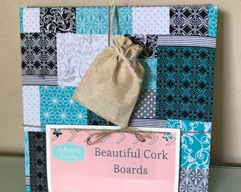 Beautiful Cork Boards - Squares&Dots