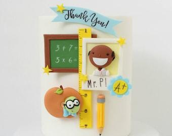 Teacher's Pet Cake Tutorial