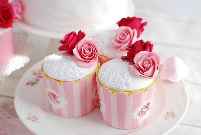 Fake Cupcake Home Decor Realistic Forever Cupcakes