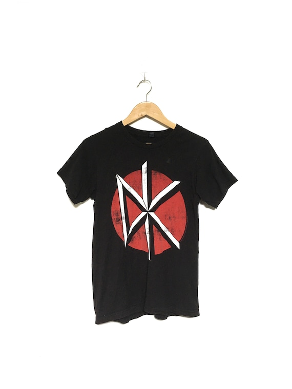Rare! Dead Kennedys Band Punk Big Logo Vintage Tee