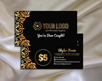 Marketing kit,Custom Roeing in the wild, Damask, Gothic Frames, Branding kit, Branding, Marketing for Consultant | MKRI_16