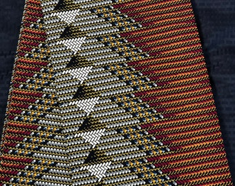 A683 6 yards Beige/ BrowN stairway staircase k3t3 wholesale  African fabric/ ankara/ kitenge Sitting stool design African fabric: ankara