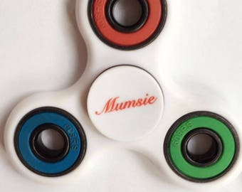 3 pack Pink/ Red/ Orange/ green/ Red/ White Assorted pack Fidget Spinners