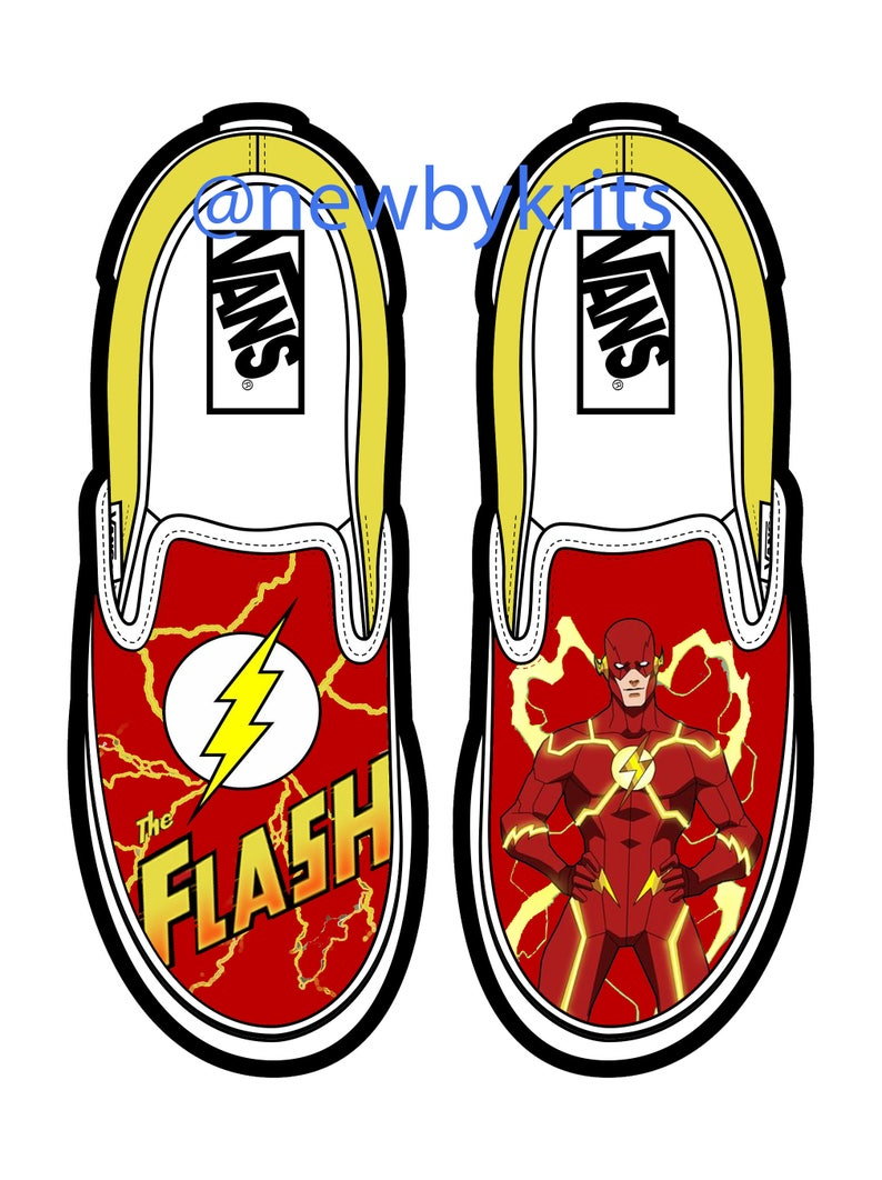 Vans Painted The Kidstoddlers Hand Flash Custom Converse lTJFK1c3