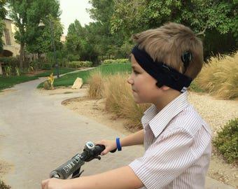 JUNIOR SPORT hearinghenry Cochlear Implant Headband (Age 3 yrs - 10 yrs)
