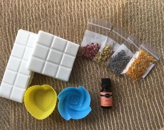 Shea Butter Soap Making Kit