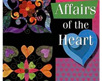 Affairs of the Heart (Applique Masterpiece) Paperback – August 1, 2004 by Aie Rossmann  (Author)
