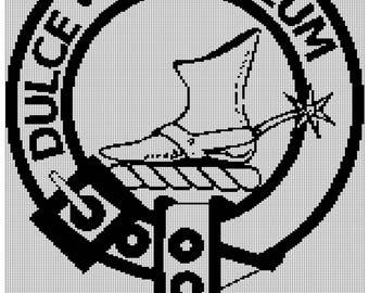 Clan MacAulay Cushion