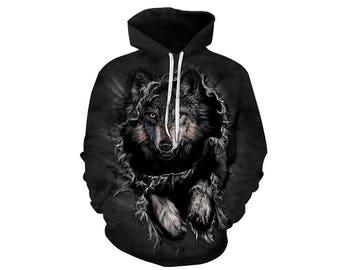 13ca6c01c Wolf hoodie