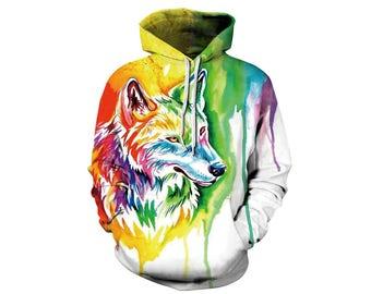 d790fb8e762 Wolf Hoodie, Wolf, Wolf Hoodies, Animal Prints, Animal Hoodie, Animal  Hoodies, Wolves, Hoodie Wolf, Hoodie, 3d Hoodie, 3d Hoodies - Style 43