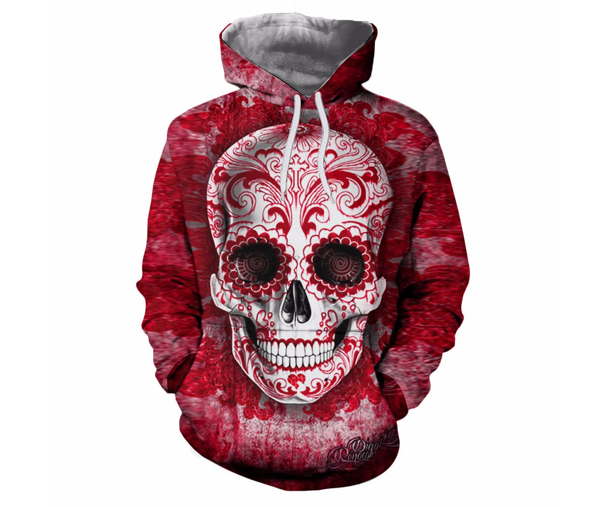 b99e46e7faa7 Skull Hoodie Skull Skull Hoodies Skull Prints Scalp