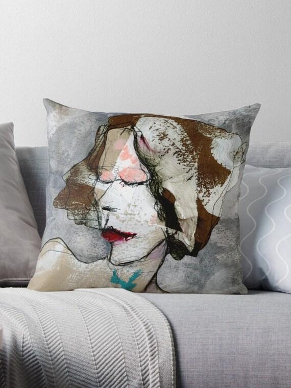 Remarkable Pillows Pillow Covers Cushion Euro Sham Throw Decorative Bohemian Sofa Bedroom Cushions Boho Slip Case Living Room Decor Handpainted Art Gamerscity Chair Design For Home Gamerscityorg