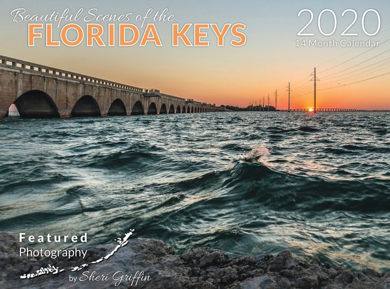 2020 Florida Keys Calendars/Scenic photography/Local image 0