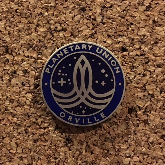 Star Wars New Republic Logo Quality Enamel Pin Badge