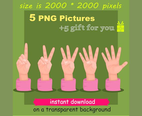 Hand Clipart PNG Images, Transparent Hand Clipart Image Download - PNGitem