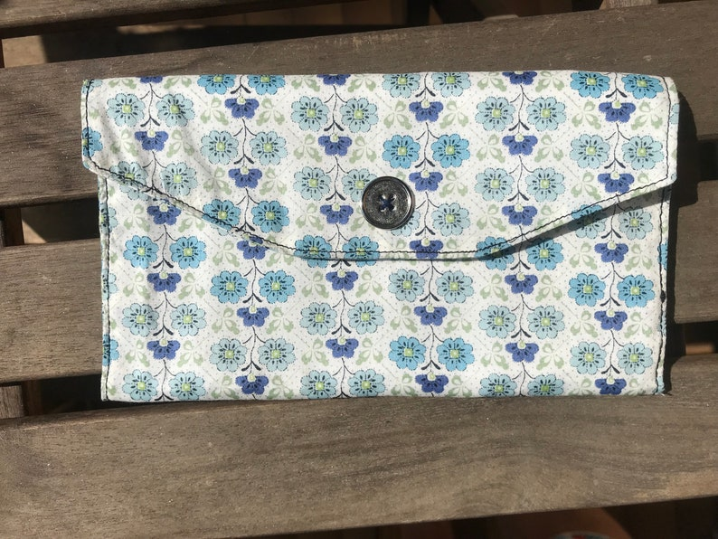 cardholder Documents and card holders in liberty of London fabric