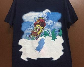 aa5be316b Vintage The Movie Dr.Seuss 'How The Grinch Stole Christmas Short Sleeve Size  Medium Tshirt