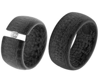 Ring - Friendship rings - Partner rings - Engagement rings - Wedding rings - Ladies ring with zirconia