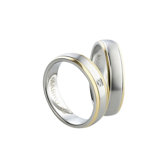 wedding ring with free-of-charge engraving Jewellery Excellent Mens 1 high quality Stainless Steel Partnership ring Stainless Steel