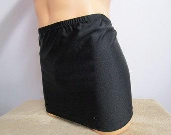 Color Set #2 Men/'s Brushed Knit Print 12 Mini Skirt