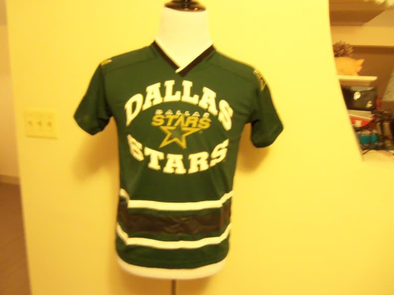 buy popular 4c395 bcb63 Dallas Stars Youth Hockey Jersey