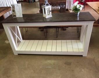 Custom Made Sofa Table