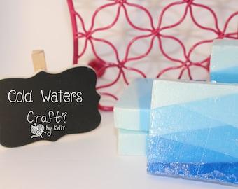 Cold Waters - Fancy Sudz - Artisan Soap