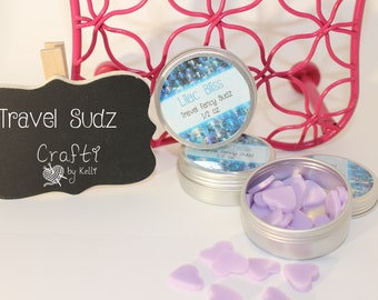 Travel Fancy Sudz - Artisan Soap on the go