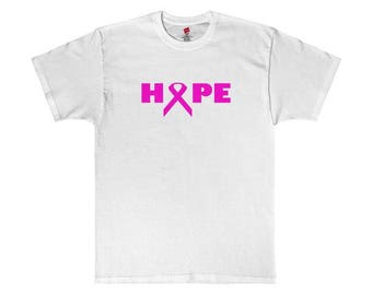 Hope Breast Cancer Tee