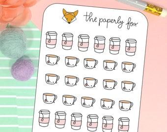 tea - planner sticker C024