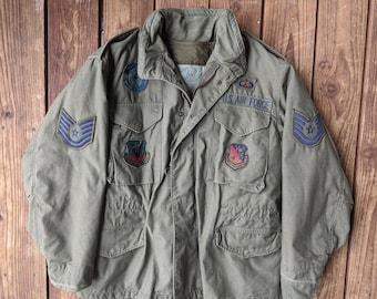 Vintage original US Air Force United States Air Force 1984 M
