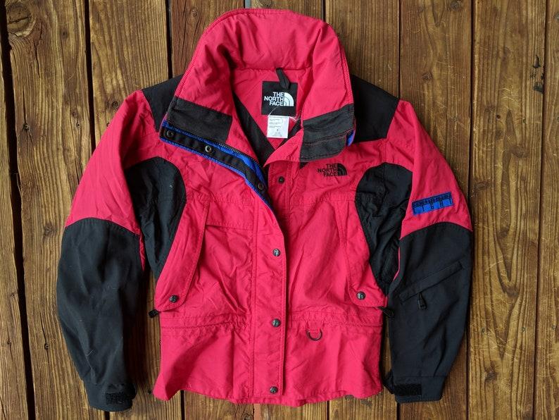 cc13c416b Vintage 90s The North Face Extreme Light Ski Jacket w/ Hood - Adults S (6)