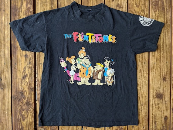 Vintage 1990 Cartoon Network The Flintstones Carto
