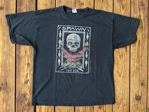 """Vintage 2000 / Y2k Ray Troll """"Spawn 'til You Die"""""""