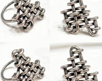 Dream Weaver Ring