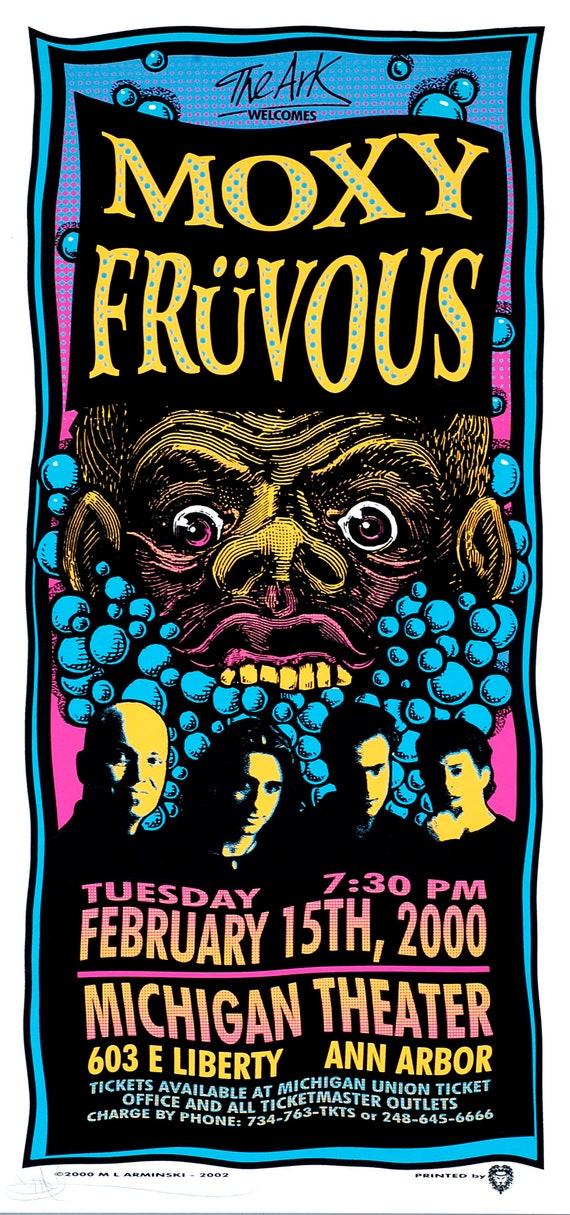HANDBILL 16th Bizarre Festival 2002 Turbonegro Korn Filter Chemical Brothers Filter Fu Manchu Art by Mark Arminski 4.25 X 8.75 Inches