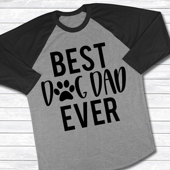 Dog Dad Father S Day Svg Fur Baby Dog Dad Svg Dxf Etsy